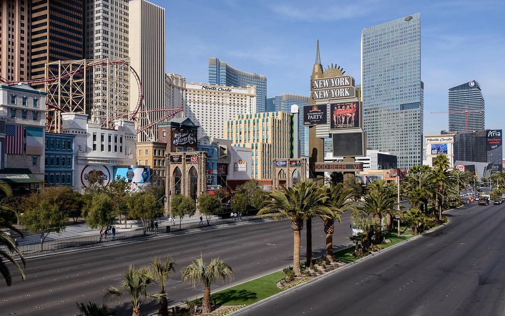 Temperatura En Las Vegas En Noviembre