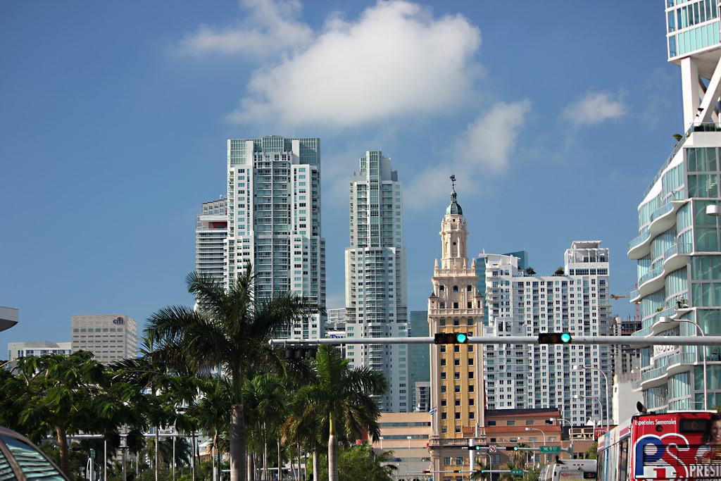 Tiempo Junio Miami
