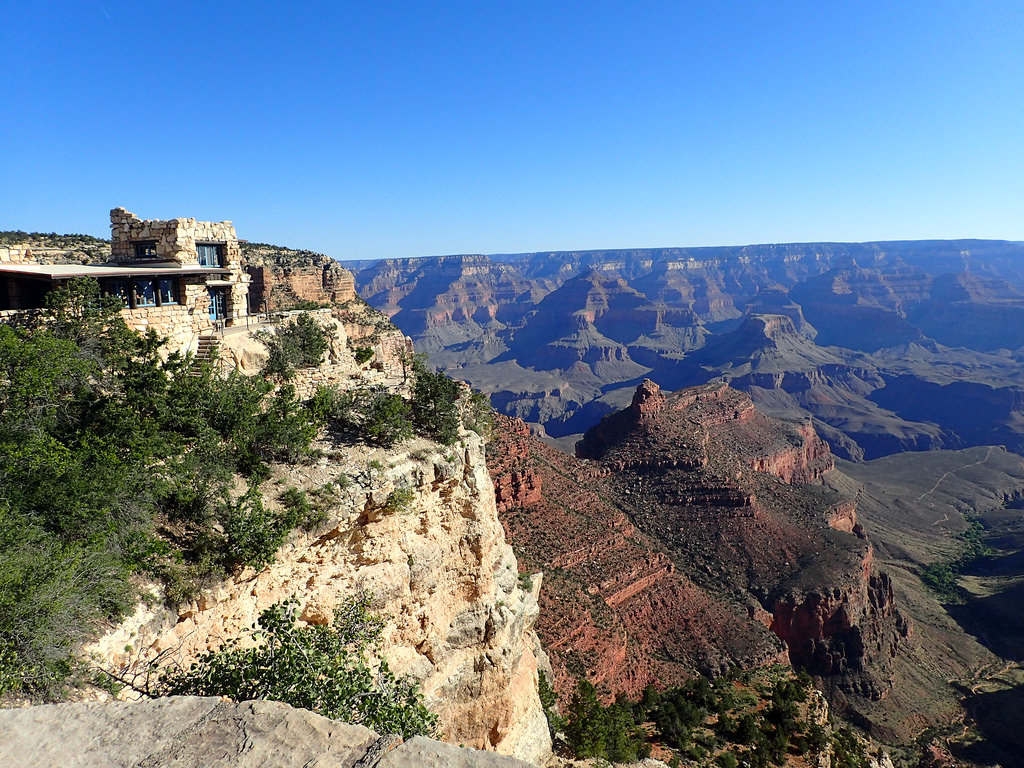 weather june grand canyon