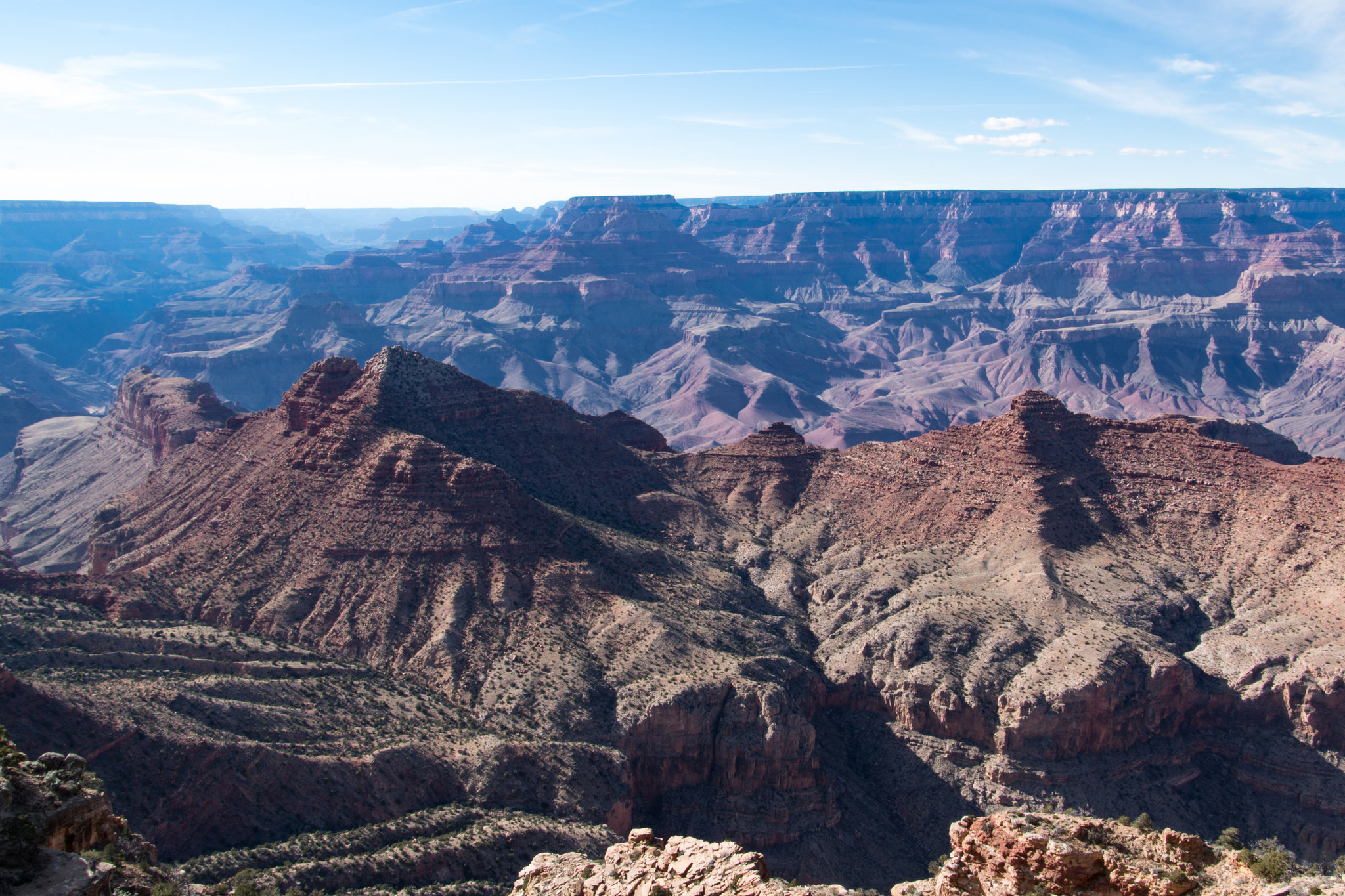 weather march grand canyon