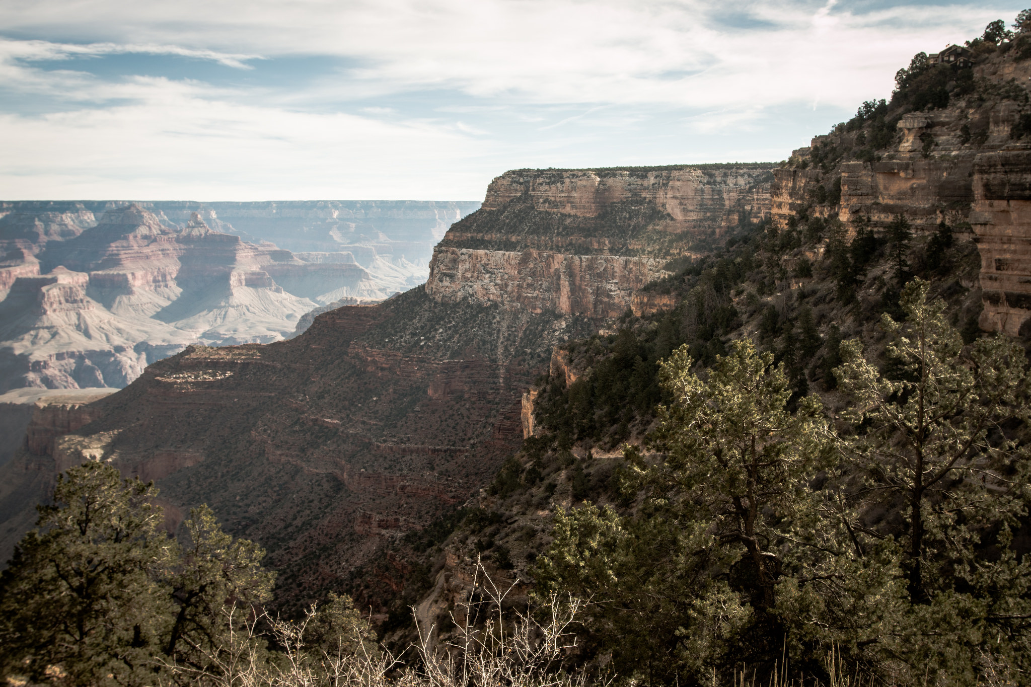 weather november grand canyon