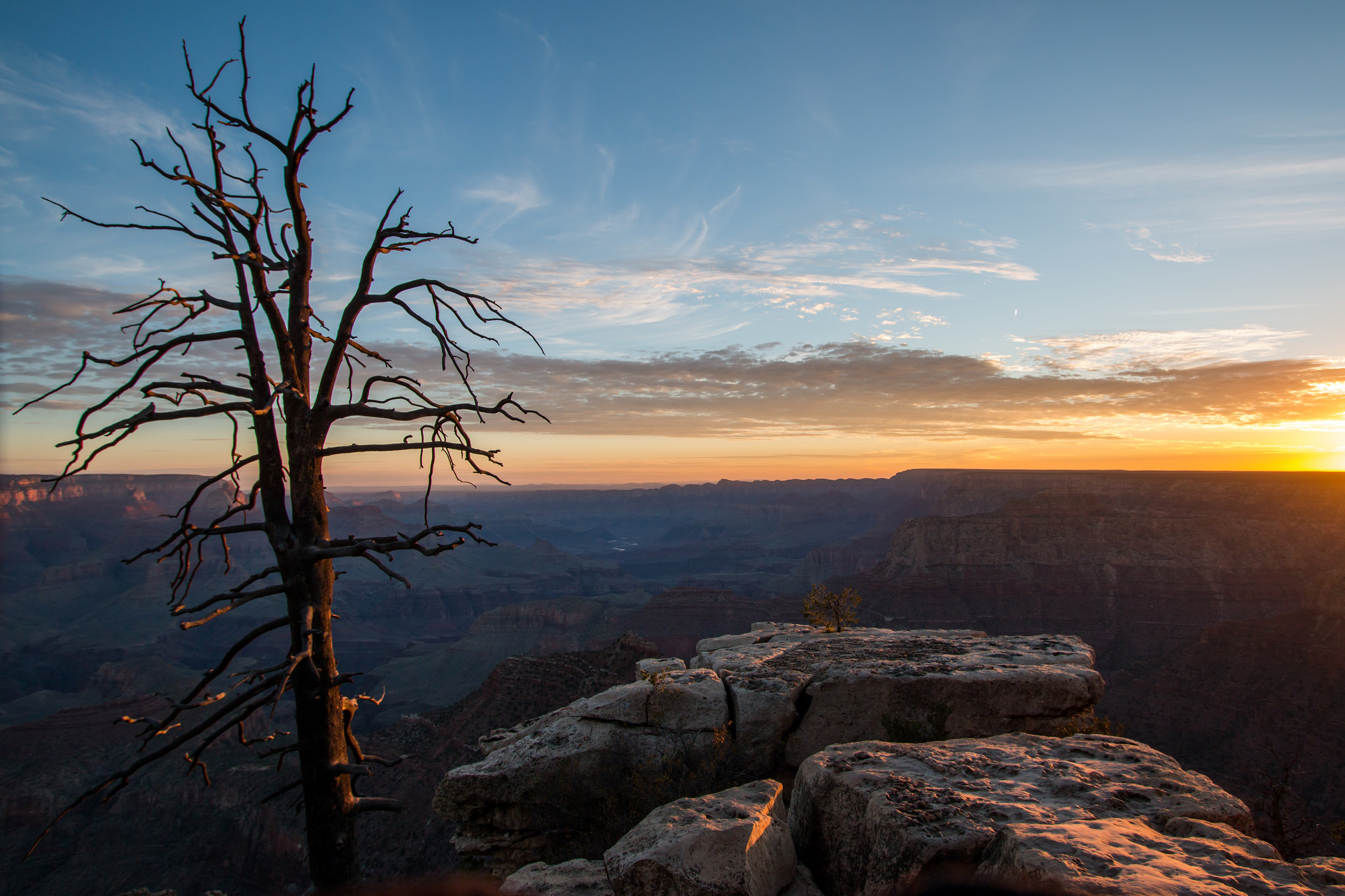 weather october grand canyon