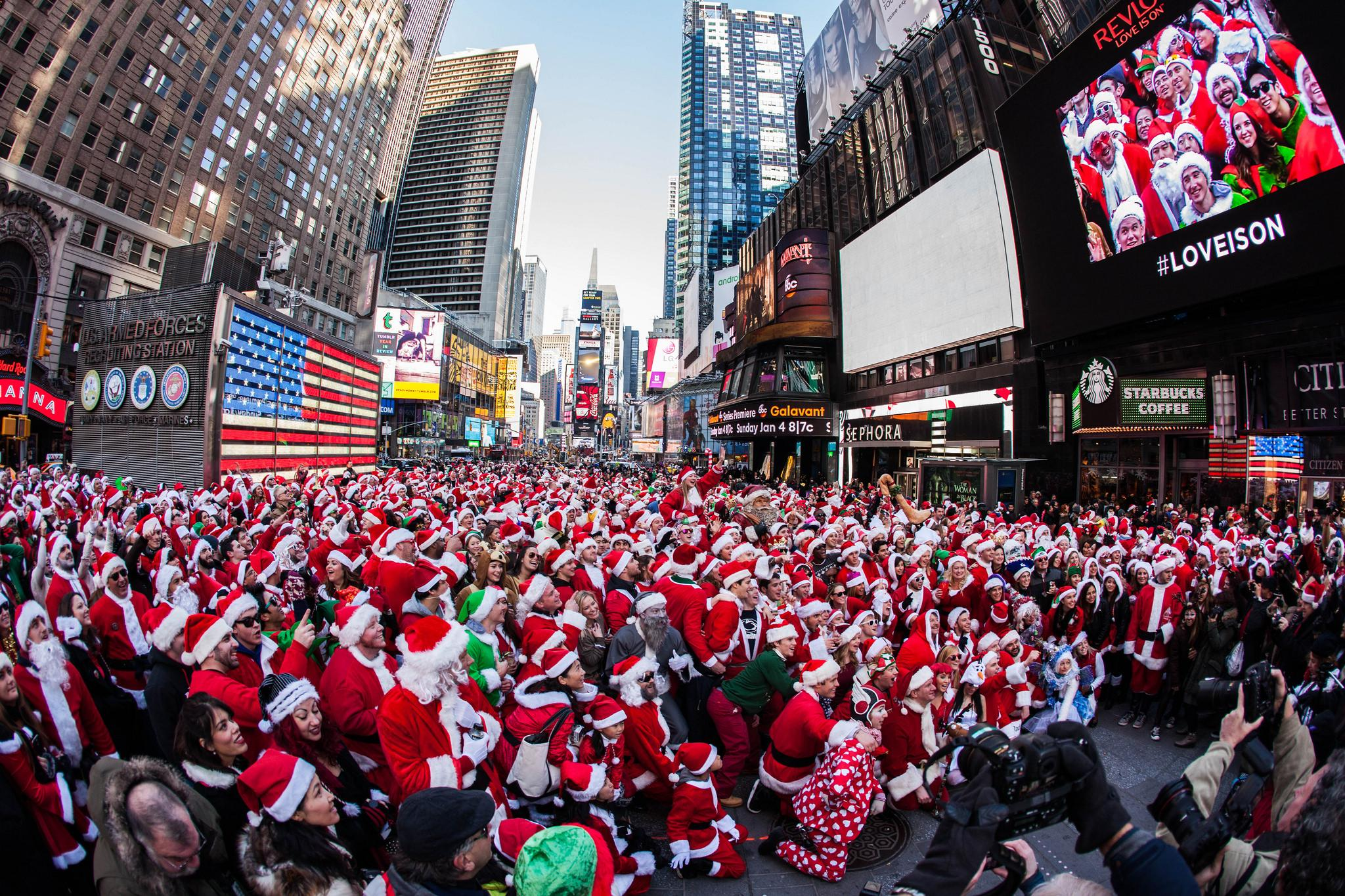 Tiempo Nueva York en diciembre