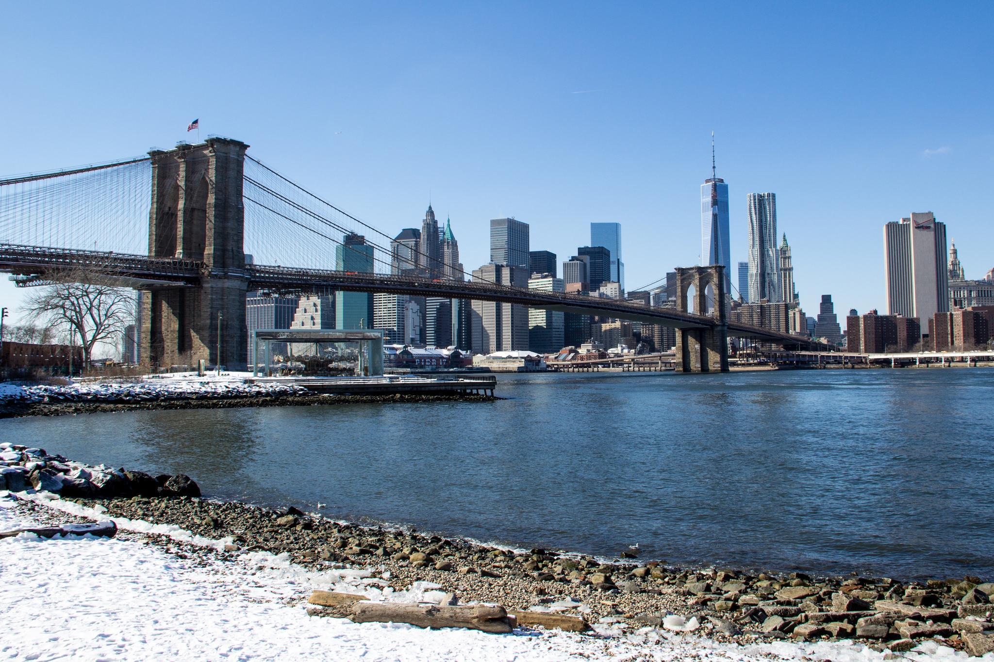 Tiempo Nueva York Ferbruary