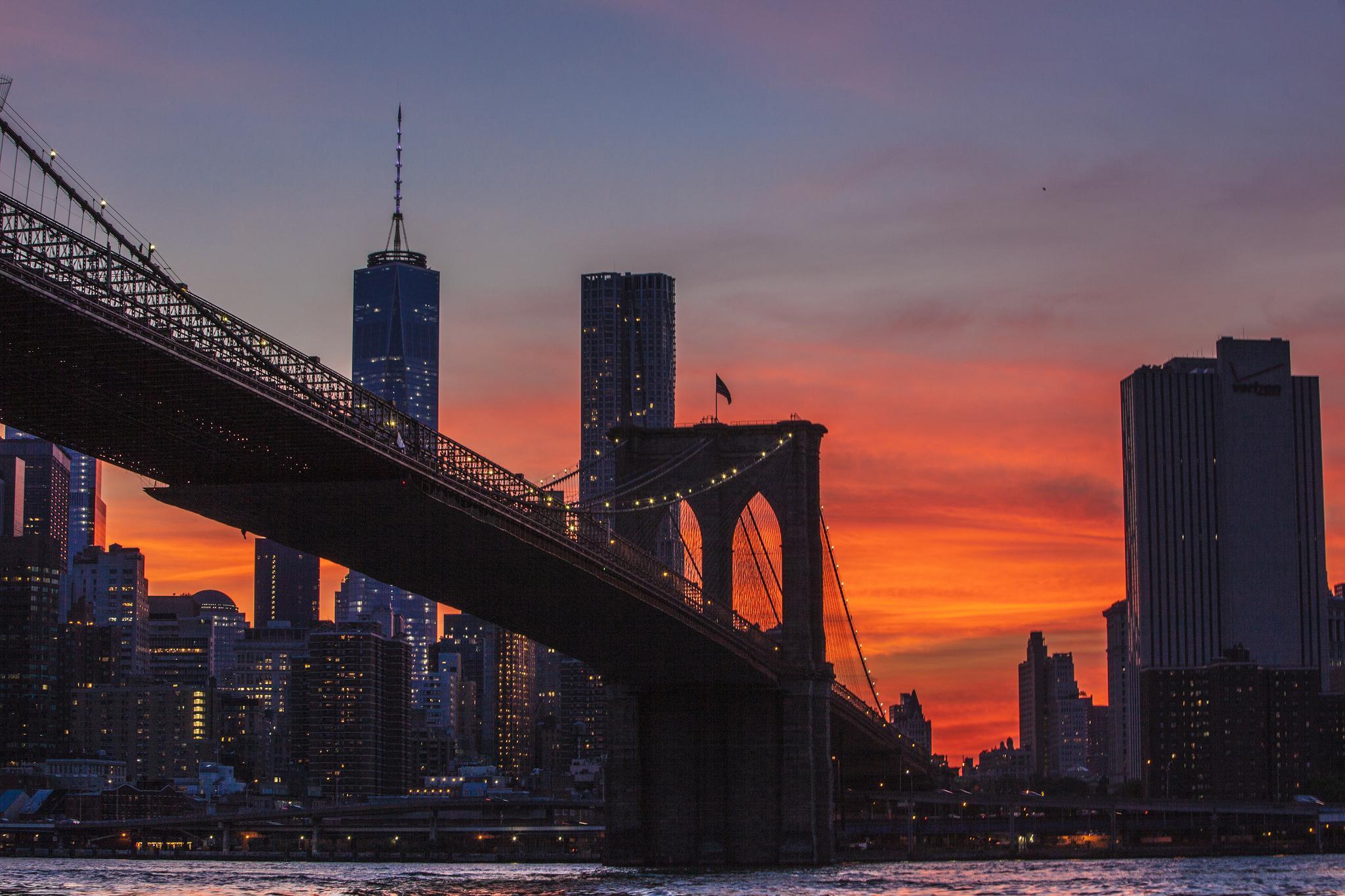 Tiempo Nueva York en junio