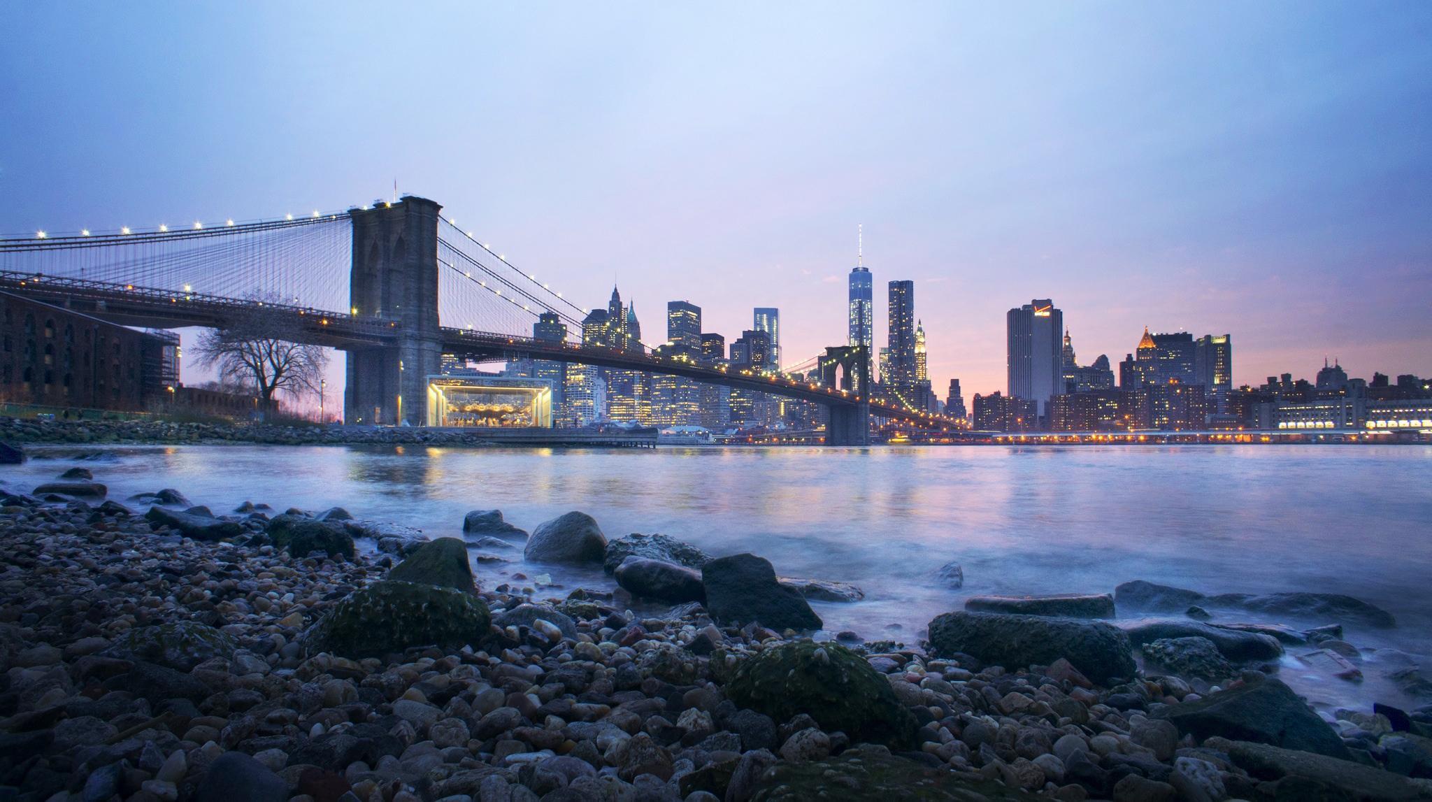 Tiempo Nueva York en mayo