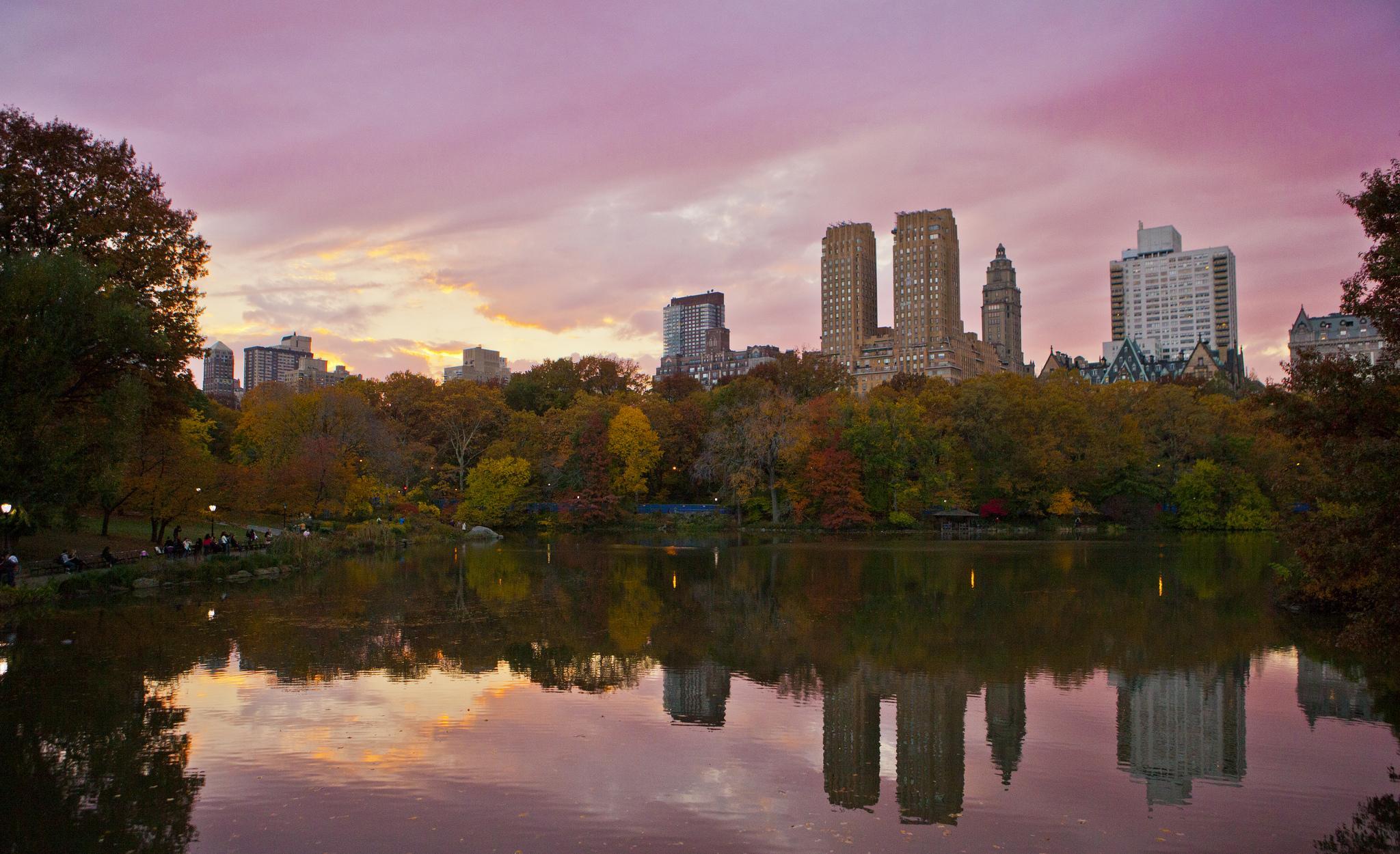 Tiempo Nueva York November
