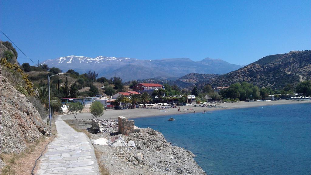 Weather-April-Crete