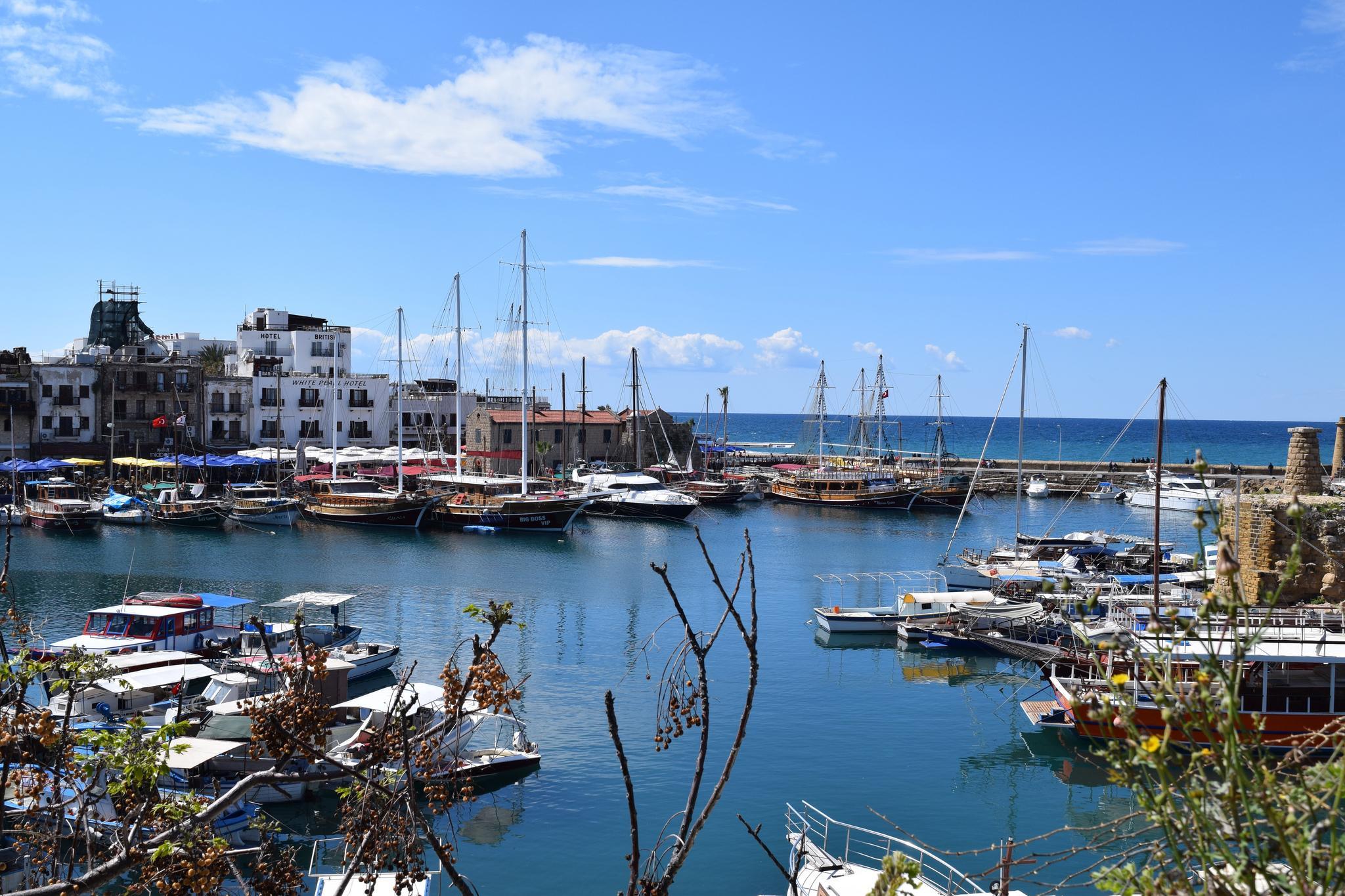 Weather-April-Cyprus