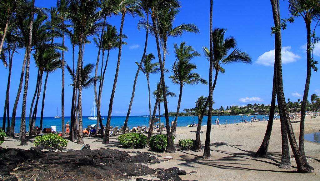 Tiempo Abril Hawaii