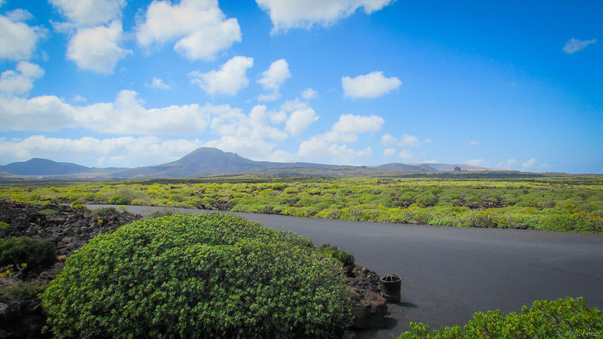 Weather-April-Lanzarote