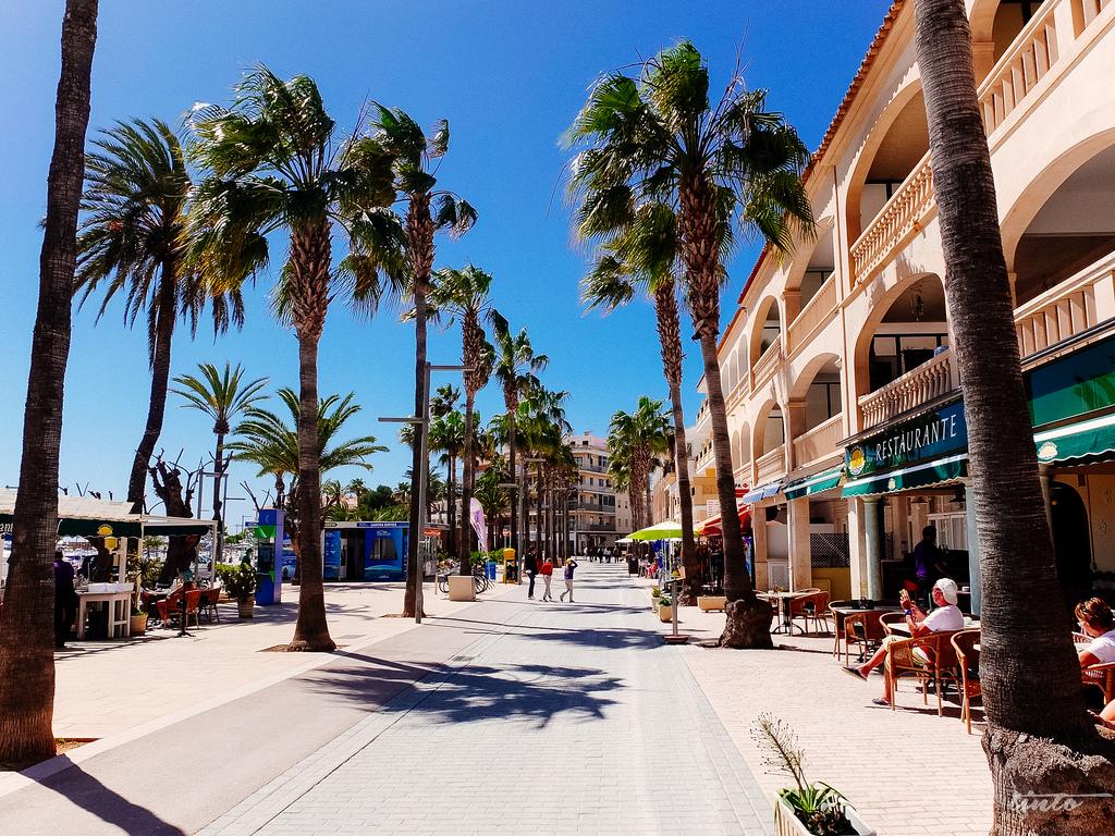 Weather-April-Mallorca