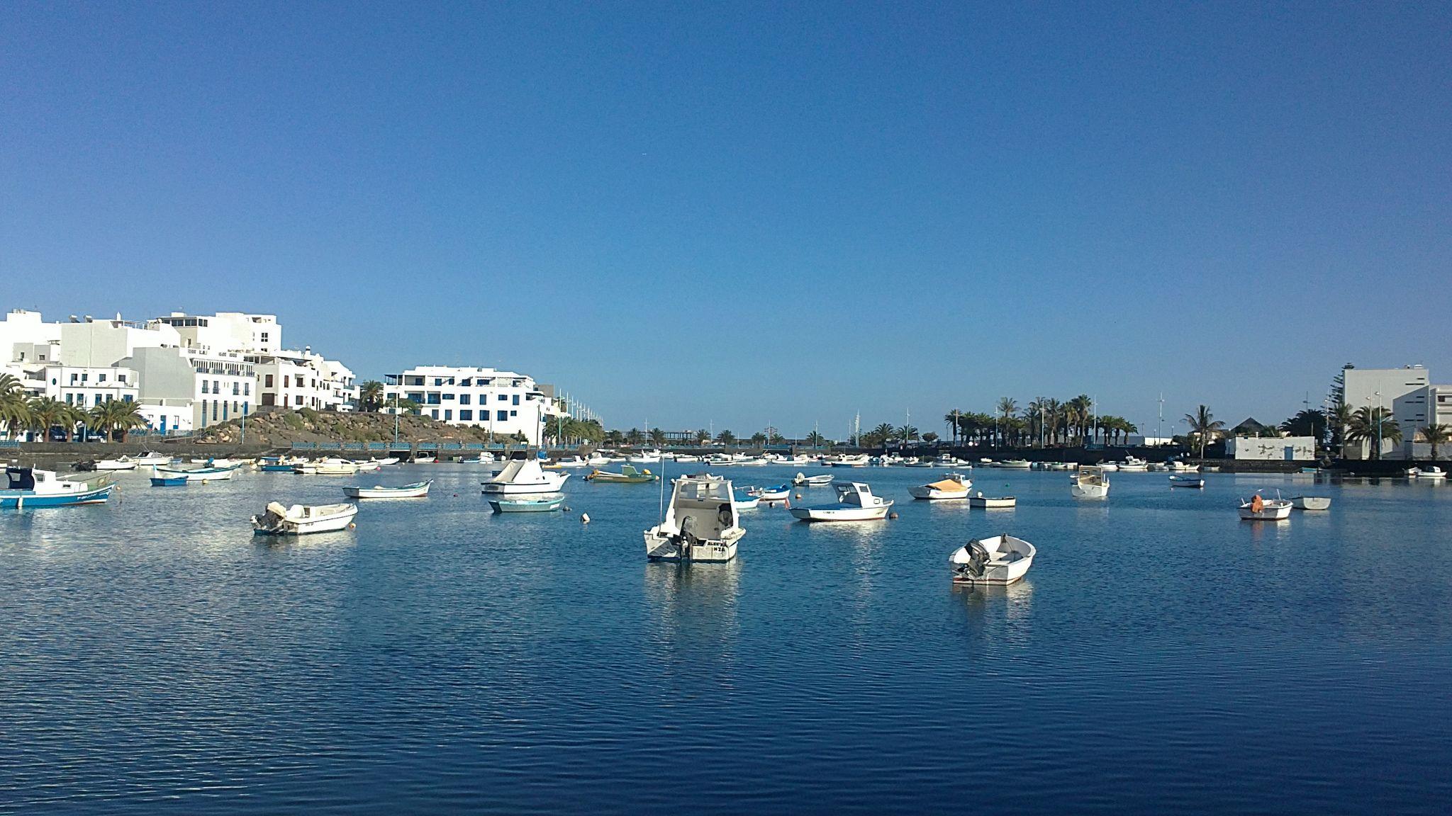 Weather-December-Lanzarote