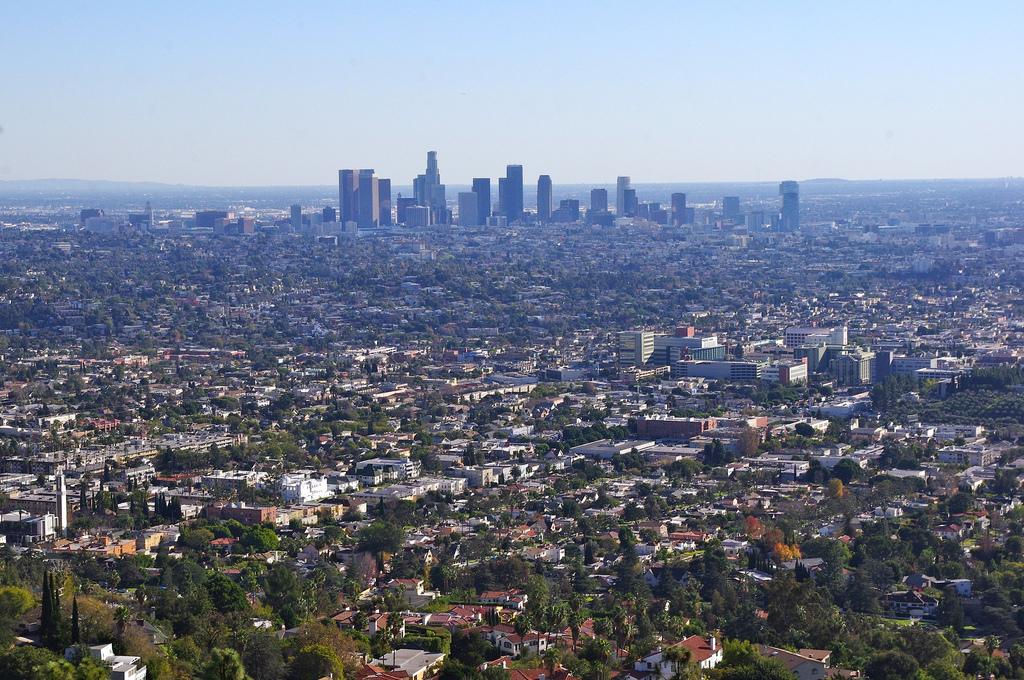 Tiempo Diciembre Los Angeles