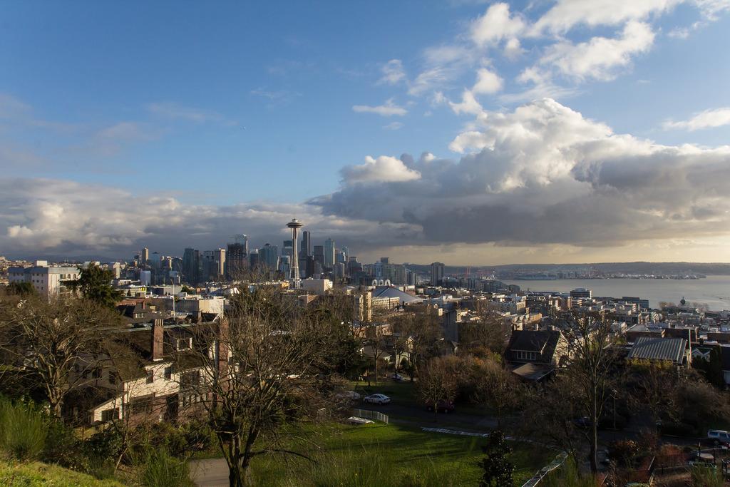 Tiempo Diciembre Seattle