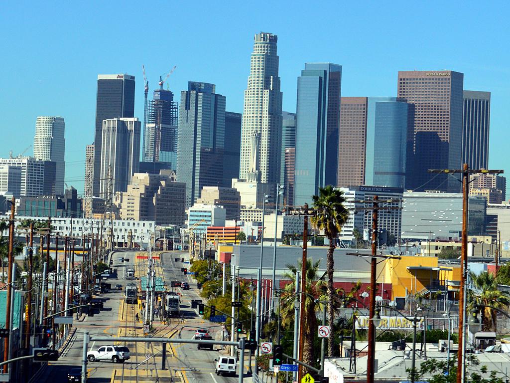 Tiempo Febrero Los-Angeles