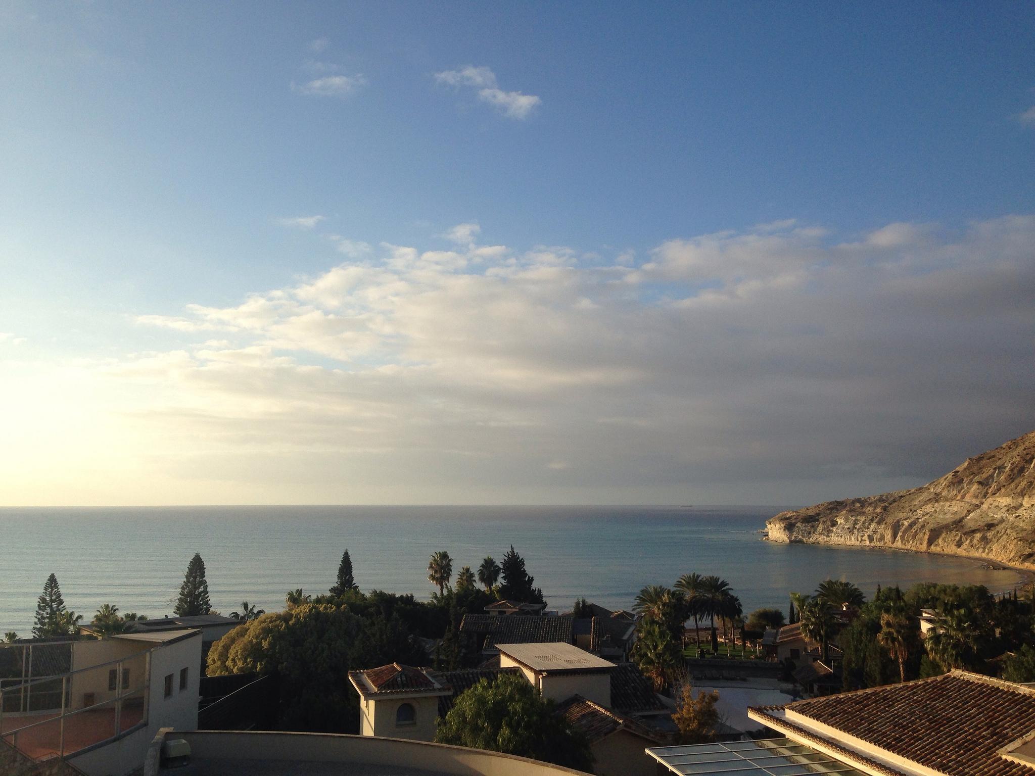 Weather-January-Cyprus