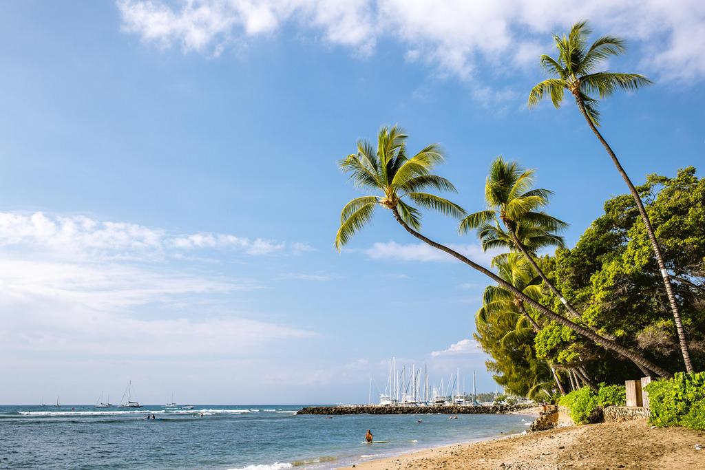 Tiempo Enero Hawaii