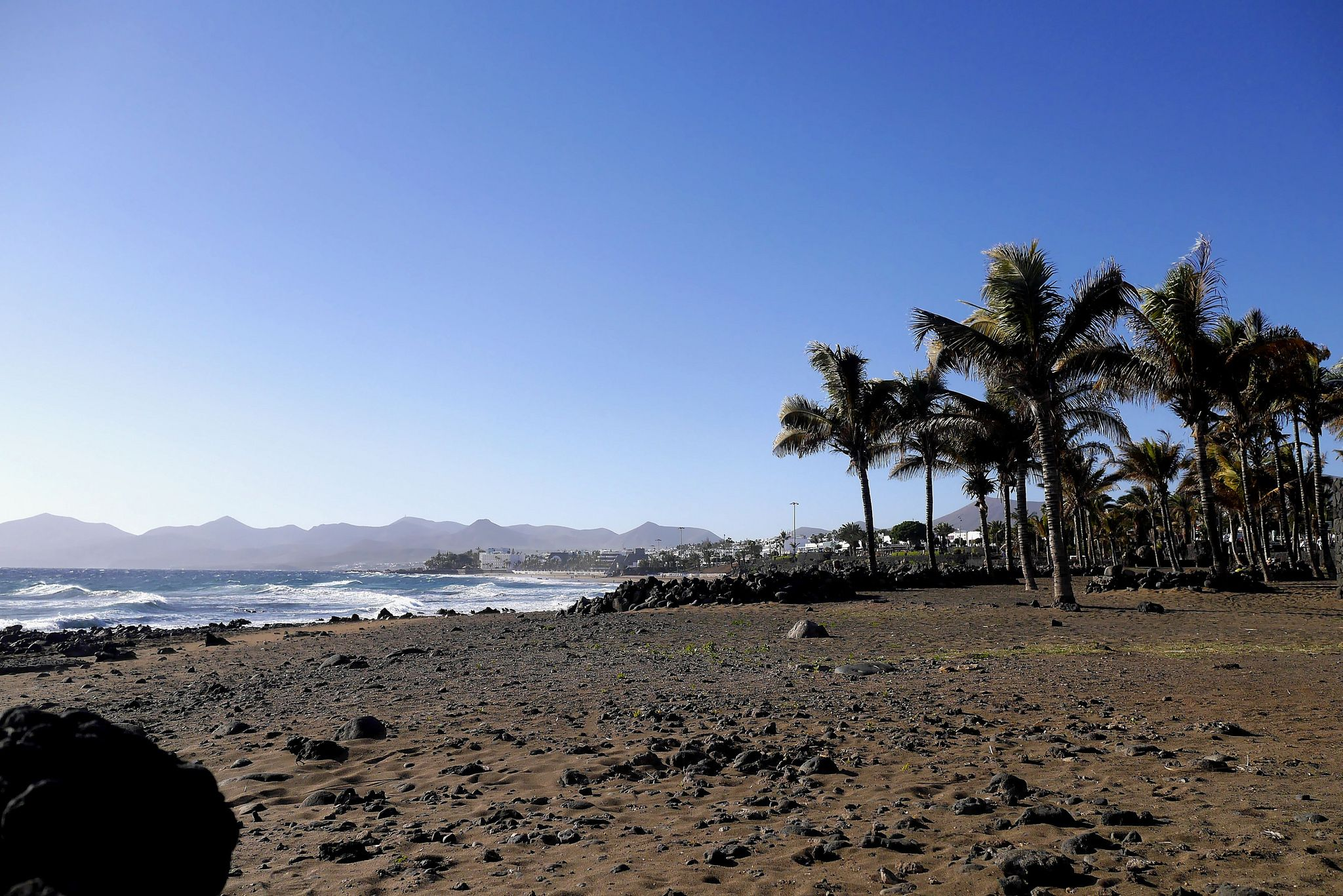 Weather-January-Lanzarote