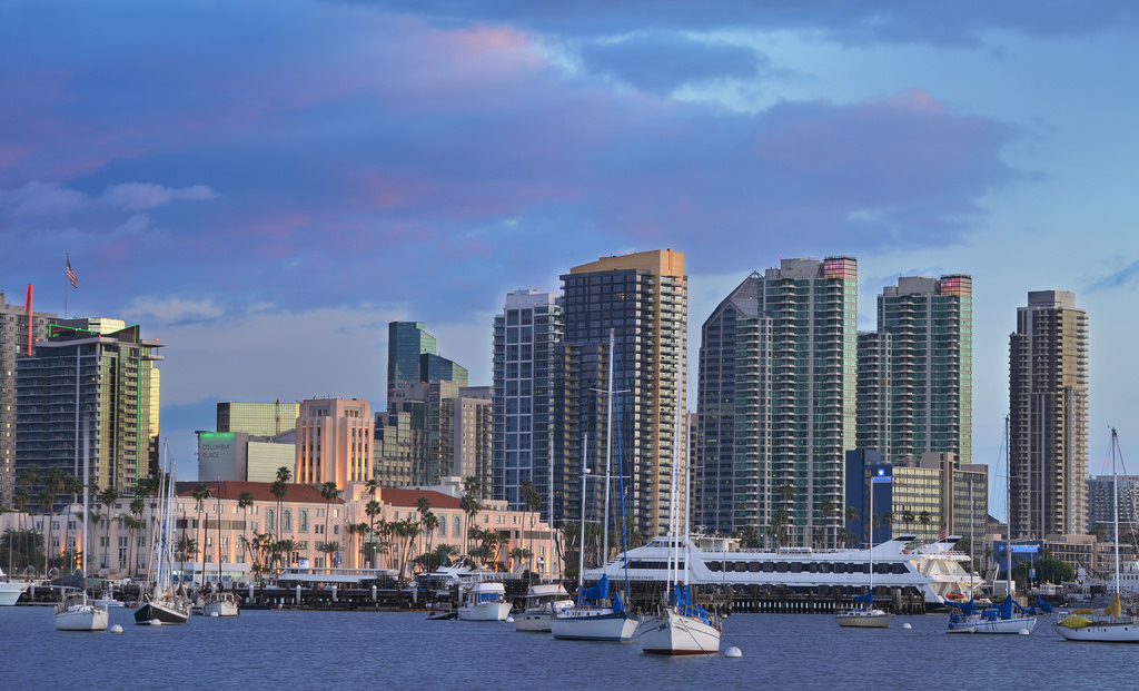 Tiempo Enero San-Diego