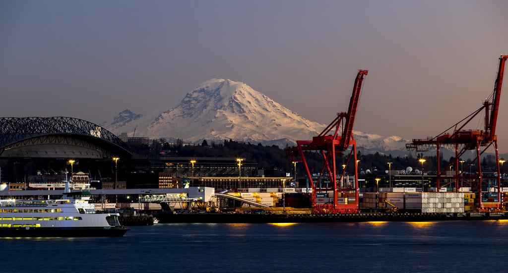 Tiempo Enero Seattle