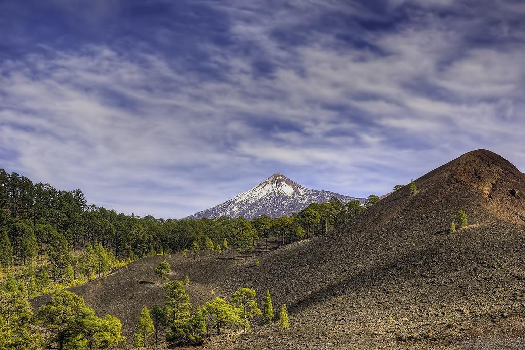Tiempo Enero Tenerife