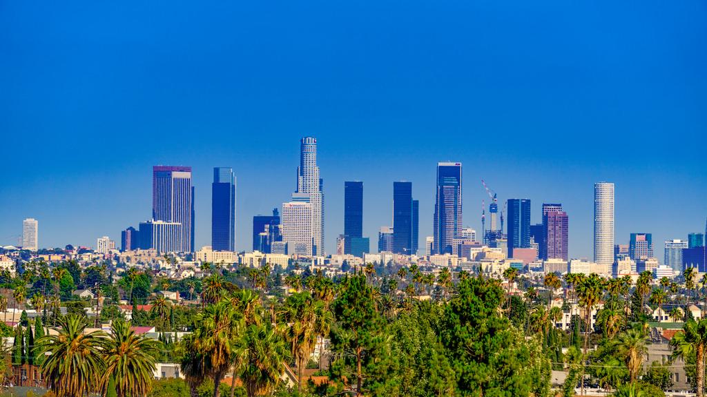 Tiempo Junio Los-Angeles
