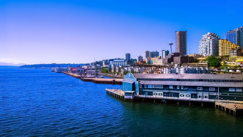 Tiempo Junio Seattle