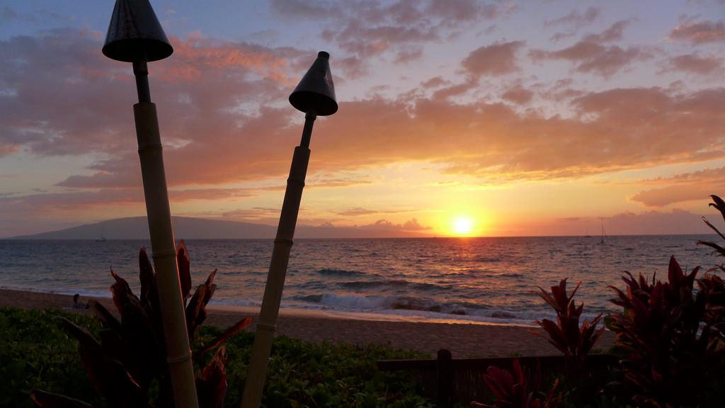 Tiempo Marzo Hawaii