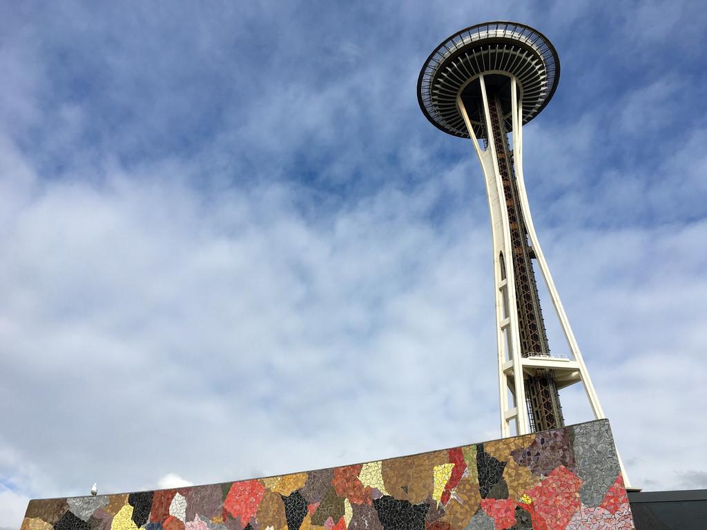 Tiempo Marzo Seattle