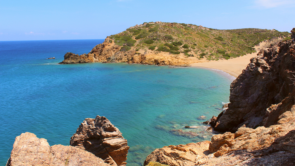 Tiempo Creta en mayo 2020: Temperaturas & Clima