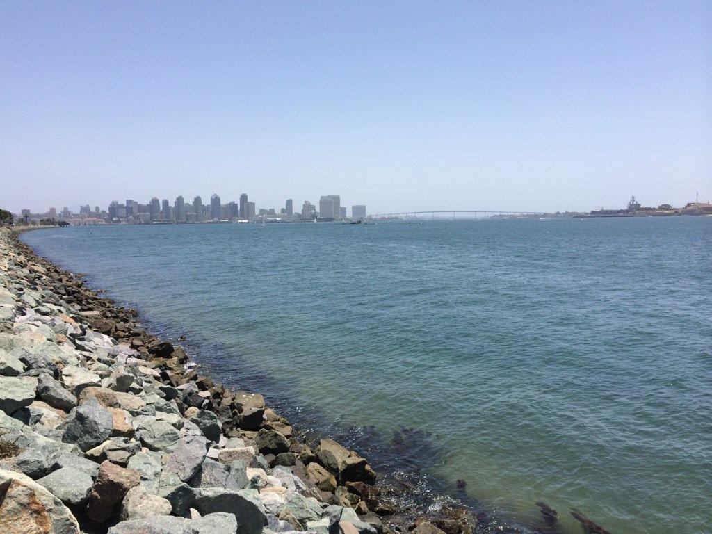 Tiempo Mayo San-Diego
