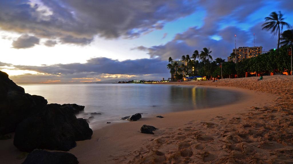 Tiempo Noviembre Hawaii