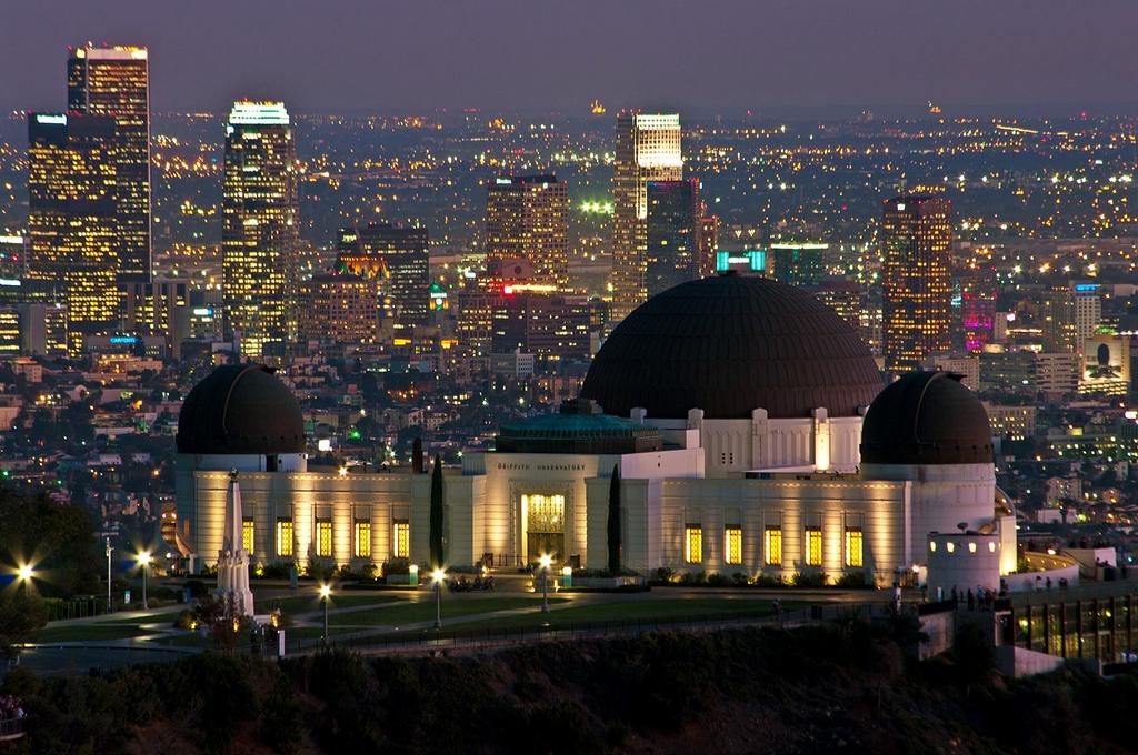 Tiempo Noviembre Los Angeles