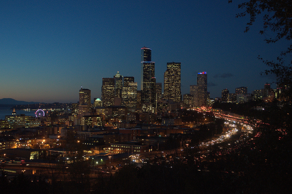 Tiempo Noviembre Seattle
