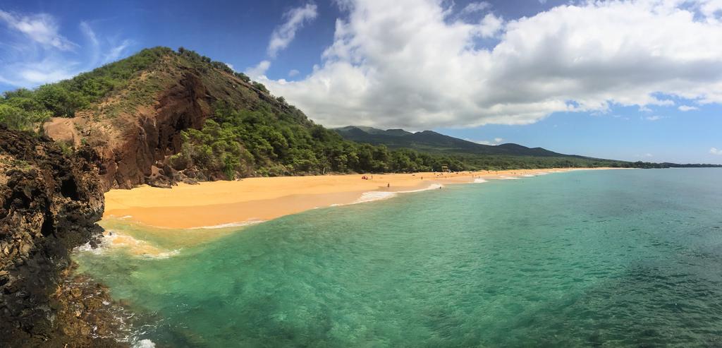 Tiempo Octubre Hawaii