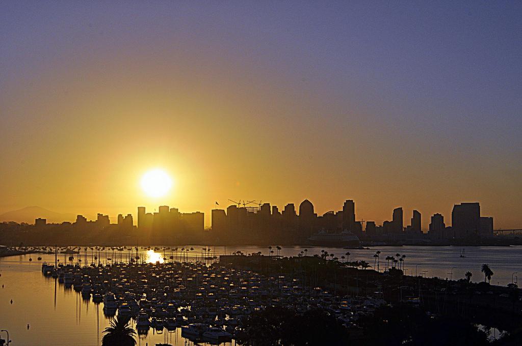 Tiempo Octubre San-Diego