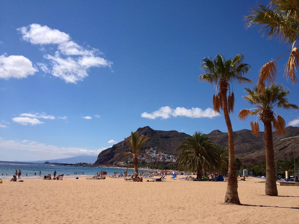 Tiempo Octubre Tenerife