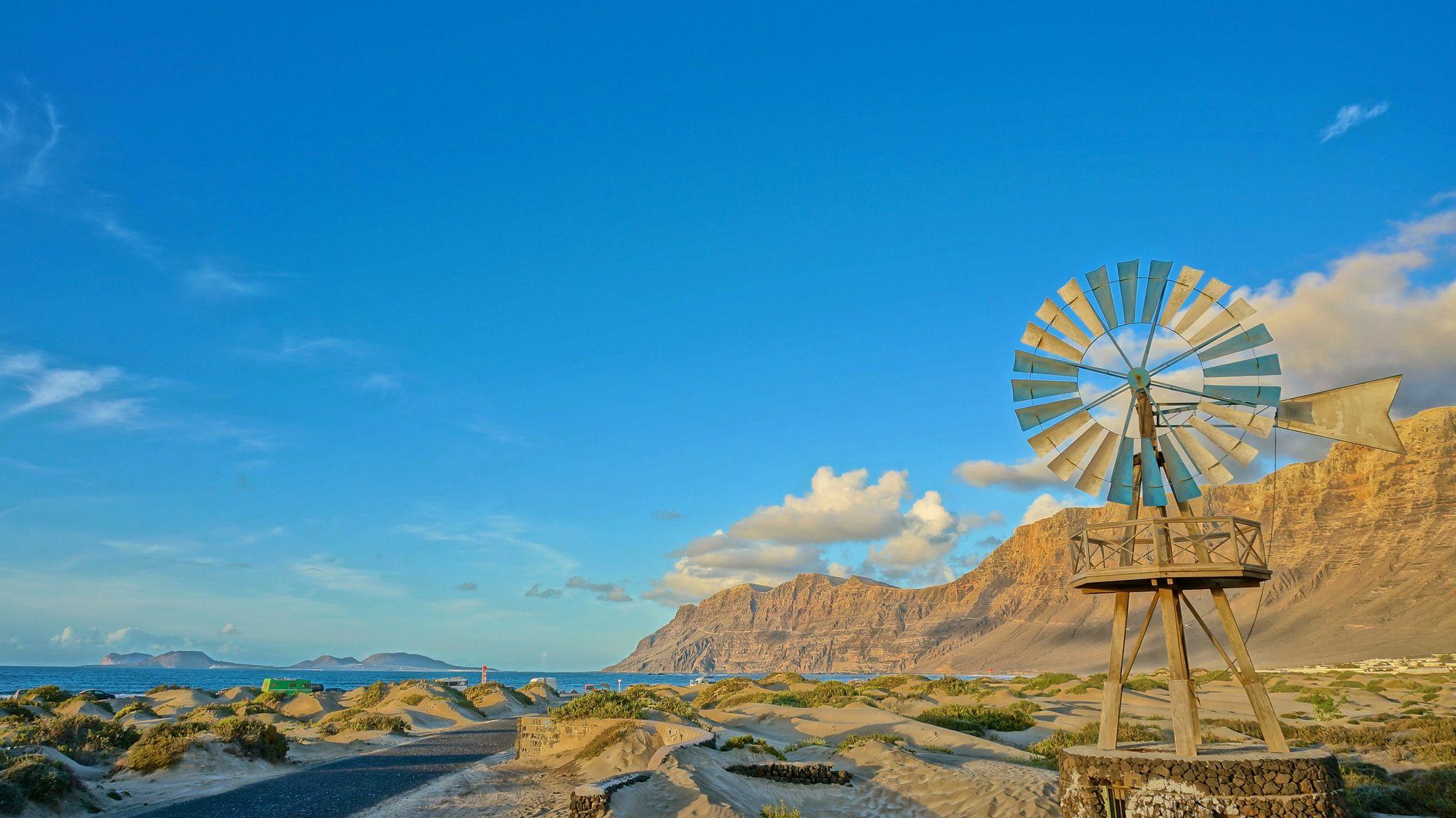 Weather-September-Lanzarote