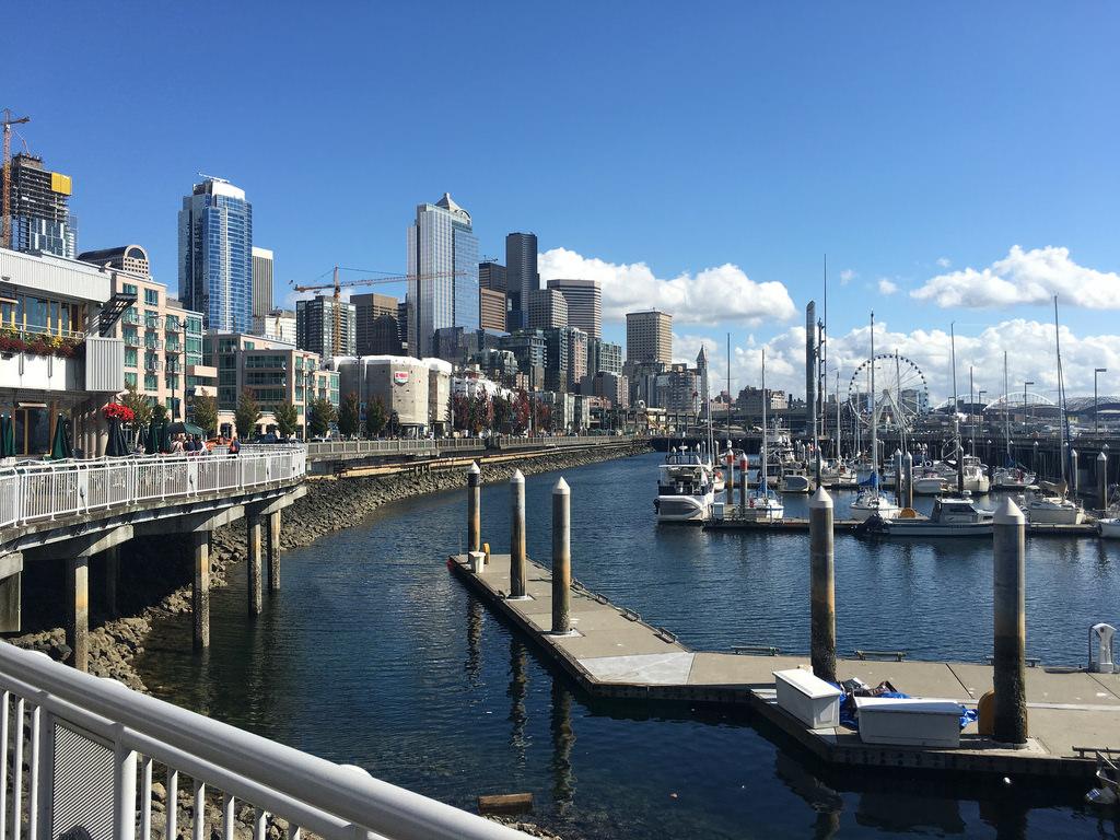 Tiempo Septiembre Seattle