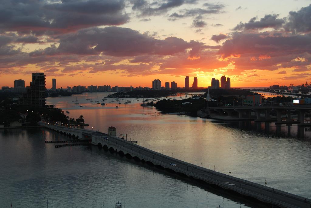 Tiempo Diciembre Miami