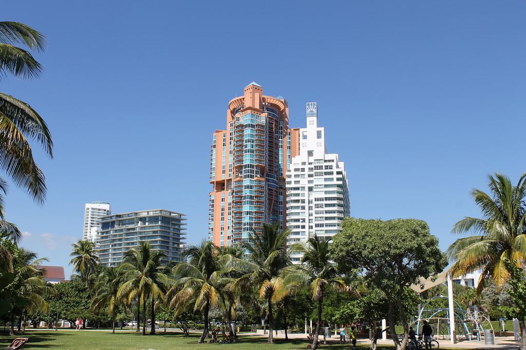 Tiempo Octubre Miami