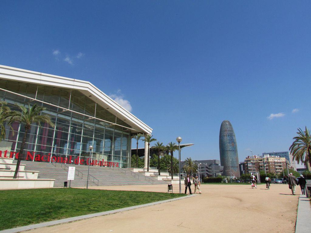 Weather-April-Barcelona