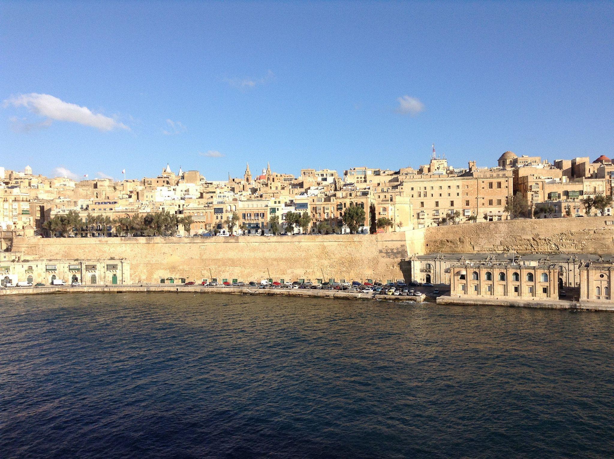 Weather-April-Malta