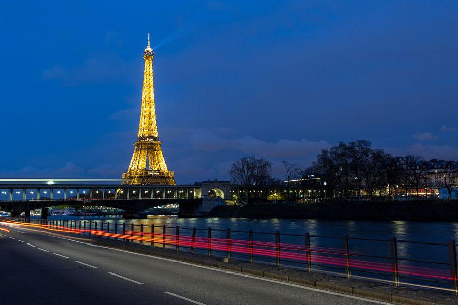 Weather-April-Paris