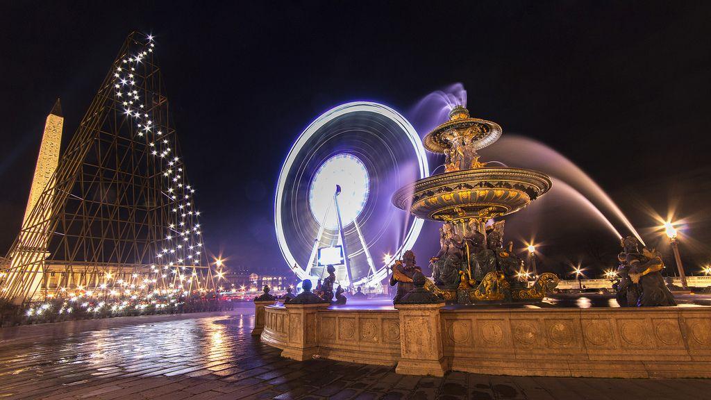 Weather-December-Paris