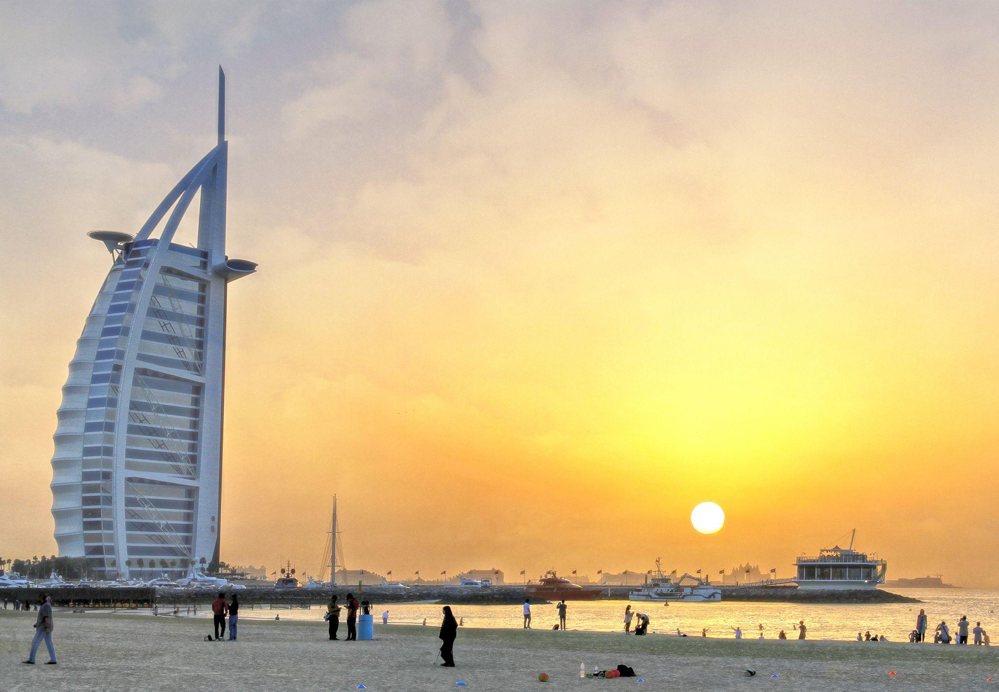 Weather-February-Dubai
