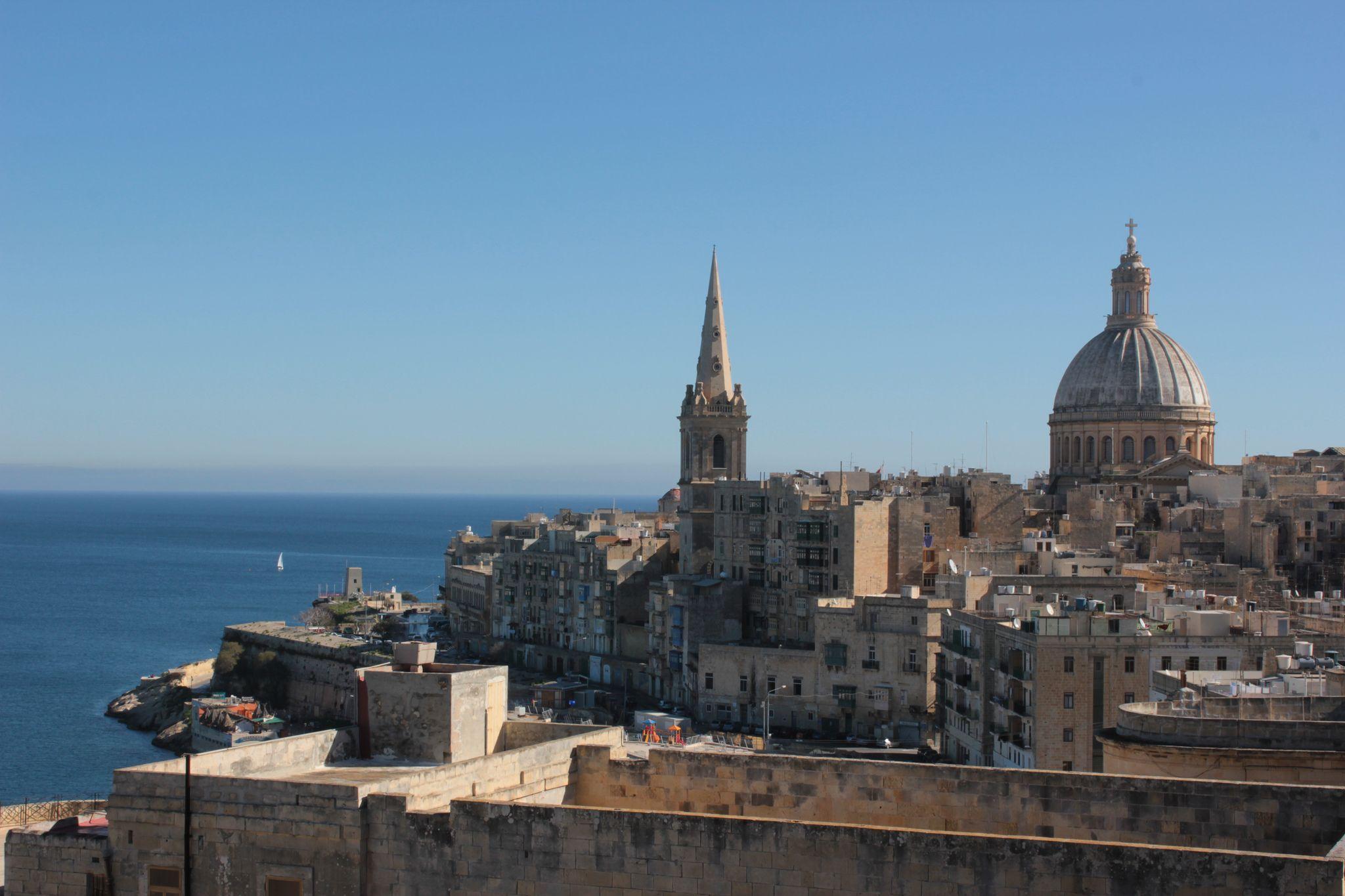 Weather-February-Malta
