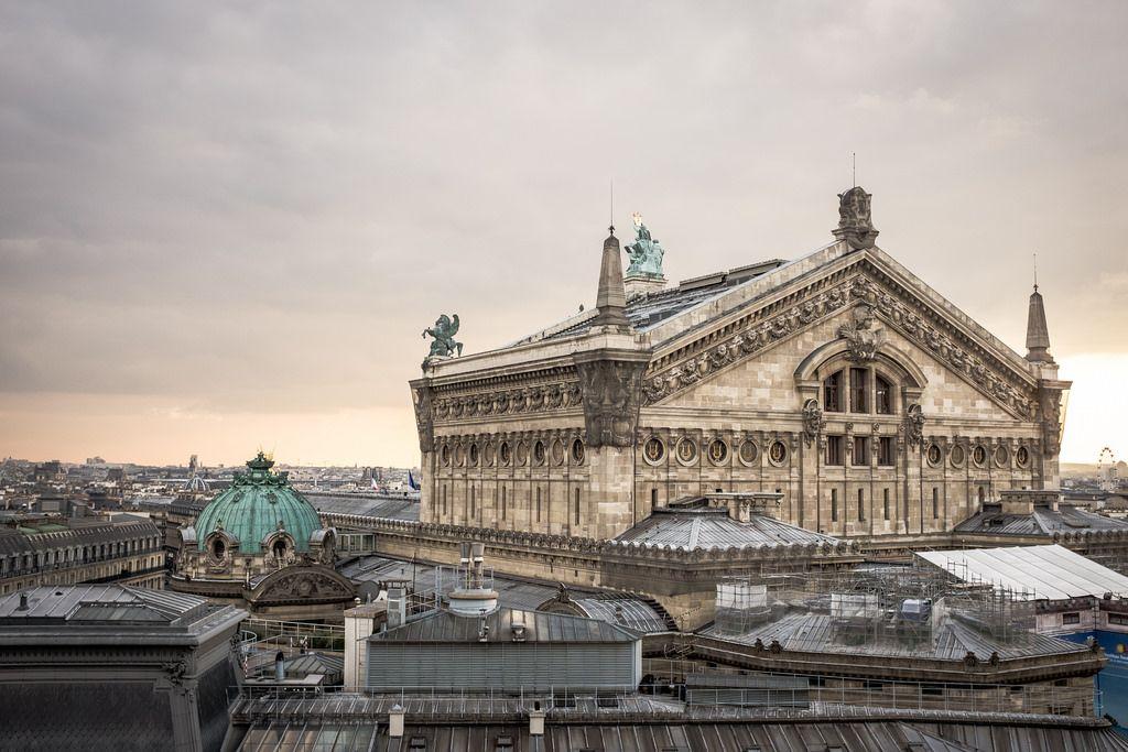 Weather-February-Paris