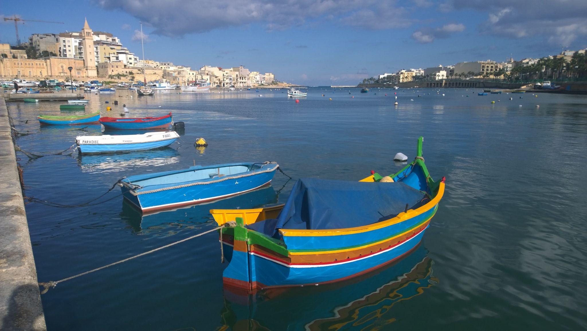 Weather-January-Malta